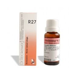 DR RECKEWEG R-27 GOTAS 50ML