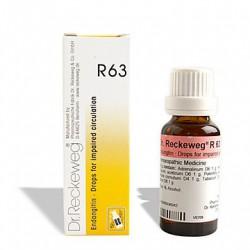 DR RECKEWEG R63 ENDANGITIN GOTAS 50ML