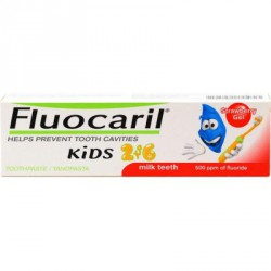 FLUOCARIL KIDS 0-6 AÑOS 50ML FRESA