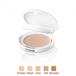 AVENE COMPACTO COLOREADO DORADO SPF 50 9.5G