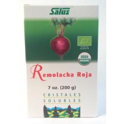 SALUS REMOLACHA ROJA BIO CRISTALES SOLUBLES 200G