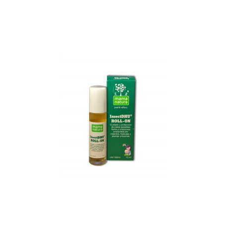 DHU PACK MOSQUITOS INSECTDHU ROLL-ON 10 ML