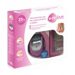 FOOT & LOVE PACK LIMA ANTIDUREZAS + LIMA UÑAS