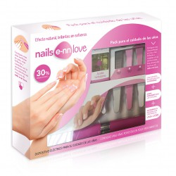 NAILS ENN LOVE PACK COMPLETO UÑAS