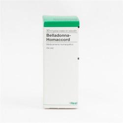 HEEL BELLADONNA HOMACCORD GOTAS 30ML