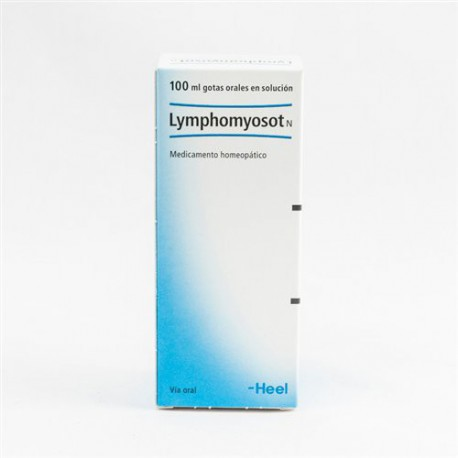 HEEL LYMPHOMYOSOT GOTAS 100ML