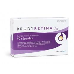 BRUDY RETINA 1,5GR. 90 CAPSULAS