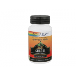 SOLARAY GUGGUL 500 MG 60 CAPSULAS