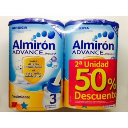 ALMIRON ADVANCE 3 DUPLO 2X800 G