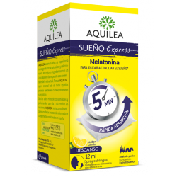 AQUILEA SUEÑO EXPRESS SPRAY SUBLINGUAL 1MG 12ML