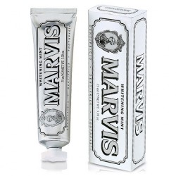 MARVIS DENTÍFRICO BLANQUEADOR MENTA 85ML