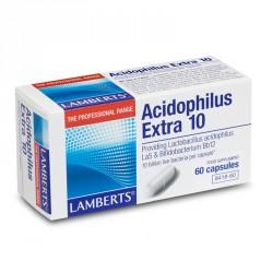 LAMBERTS ACIDOPHILUS EXTRA 60 COMP