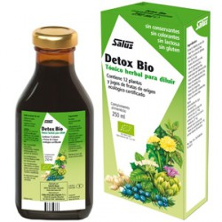 SALUS DETOX BIO TÓNICO HERBAL 250ML