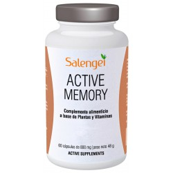 SALENGEI ACTIVE MEMORY 60 CAPS