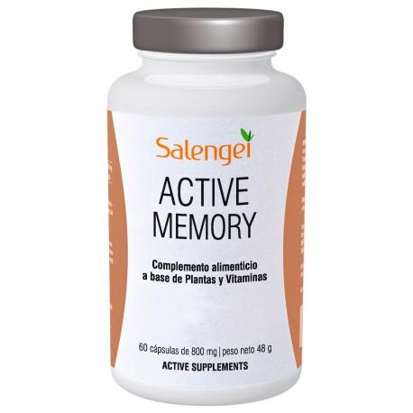 SALENGEI ACTIVE MEMORY 60 CAPS