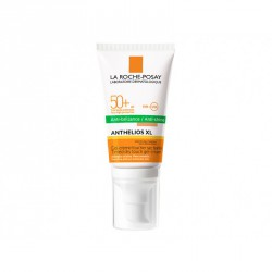 LAROCHEPOSAY ANTHELIOS XL SPF50+ GEL-CREMA TOQUE SECO CON COLOR ANTIBRILLOS 50ML