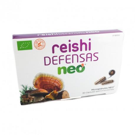 NEO REISHI DEFENSAS 30 CAPSULAS