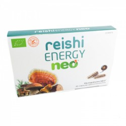 NEO REISHI ENERGY 30 CAPSULAS
