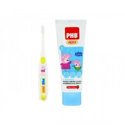 PHB PETIT PEPPA PIG GEL DENTÍFRICO 75ML