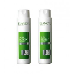 ELANCYL SLIM DESIGN CELULITIS REBELDE DUPLO 2X200ML