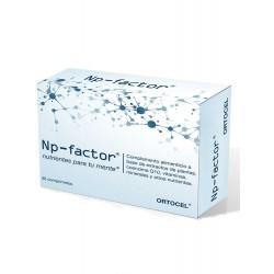 NP FACTOR ORTOCEL 30 COMPRIMIDOS