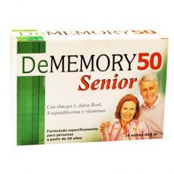 DEMEMORY 50 SENIOR 14 SOBRES
