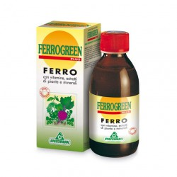SPECCHIASOL FERROGREEN PLUS 170ML