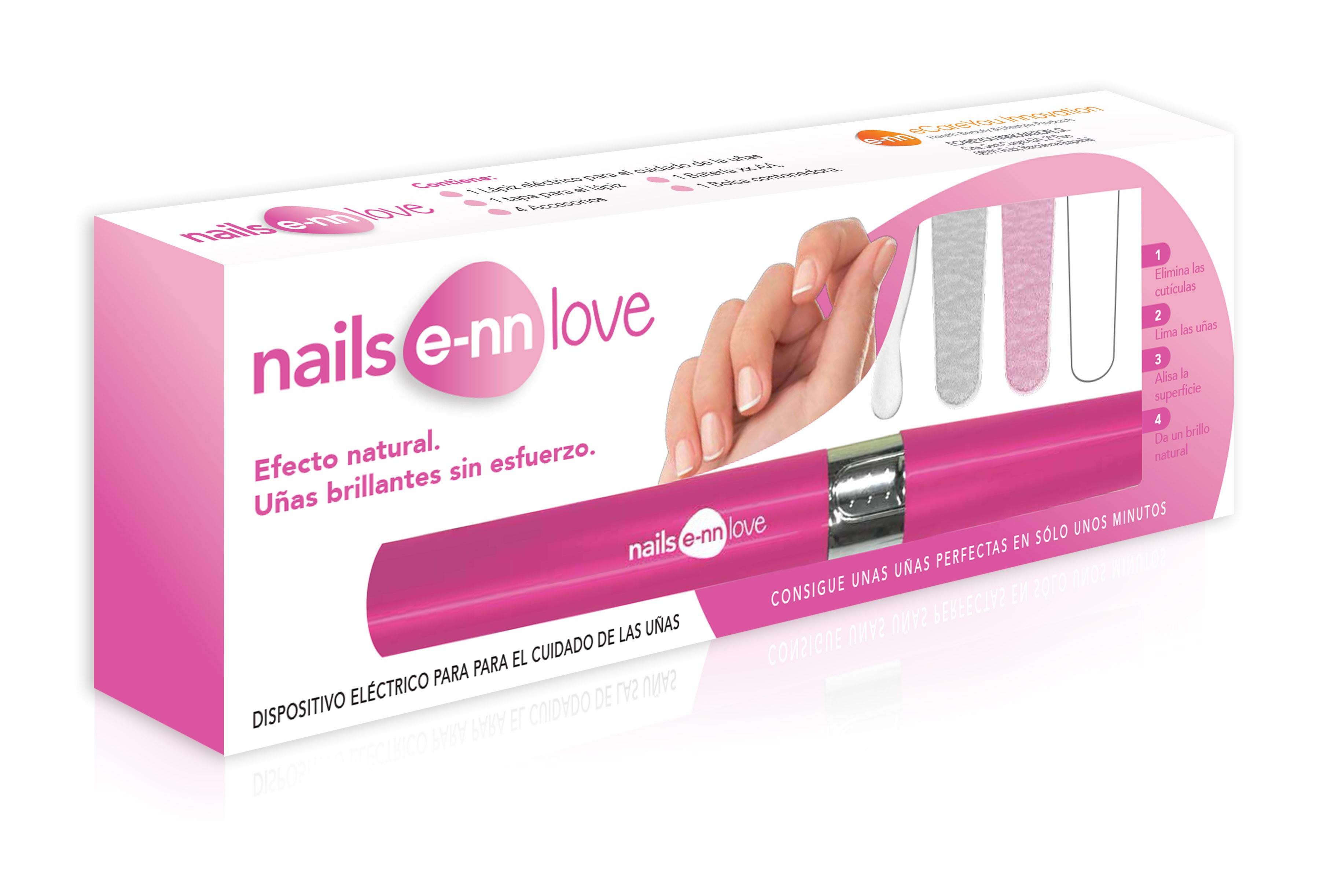 NAILS E-NN LOVE LIMA ELECTRÓNICA UÑAS - Satisfarma