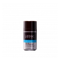 LIERAC HOMBRE DESODORANTE 24H ANTITRANSPIRANTE ROLL-ON 50ML