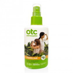 OTC ANTIMOSQUITOS FAMILIAR SPRAY REPELENTE INSECTOS 100ML