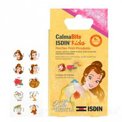 CALMABITE ISDIN KIDS PARCHES POST-PICADURAS SPIDERMAN/LA BELLA Y LA BESTIA 30 PARCHES