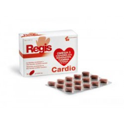 GLOBAL REMEDIATIONS REGIS CARDIO 30 COMPRIMIDOS