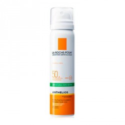 ANTHELIOS BRUMA FRESCA INVISIBLE SPF-50 AEROSOL 75 ML