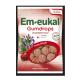 CARAMELOS EM-EUKAL GUMDROPS SABOR CEREZA 40G