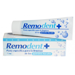 REMODENT PLUS PASTA PROTESIS DENTAL 75ML