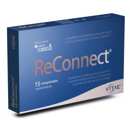VITAE RECONNECT 15 COMPRIMIDOS