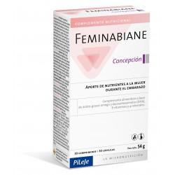 PILEJE FEMINABIANE CONCEPCIÓN 28 COMPRIMIDOS + 2