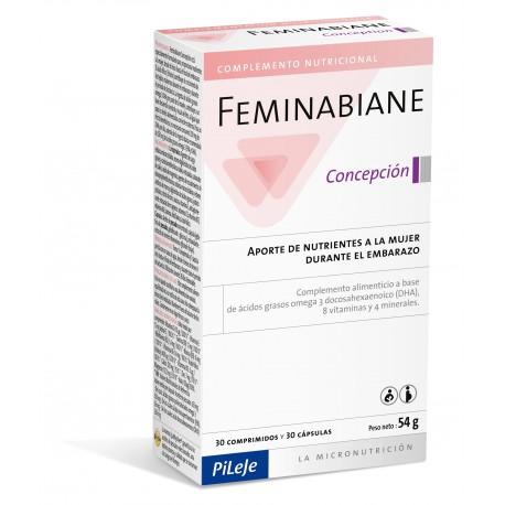 PILEJE FEMINABIANE CONCEPCIÓN 28 COMPRIMIDOS + 28 CÁPSULAS