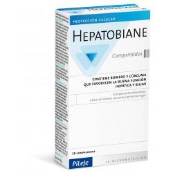 PILEJE HEPATOBIANE 30 COMPRIMIDOS