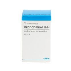 HEEL BRONCHALIS 50 COMPRIMIDOS