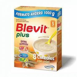 BLEVIT PLUS 8 CEREALES CON MIEL 1000 G FORMATO AHORRO