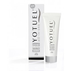 YOTUEL ALL IN ONE SNOWMINT DENTIFRICO BLANQUEADOR 75ML