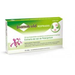 JUANOLCOLD RESFRIADOS 30 COMPRIMIDOS RECUBIERTOS