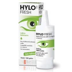 HYLO FRESH COLIRIO LUBRICANTE 10ML
