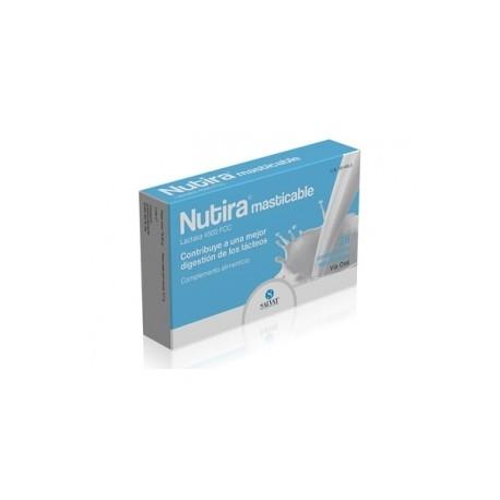 NUTIRA LACTASA 4500 28 COMP MASTICABLES