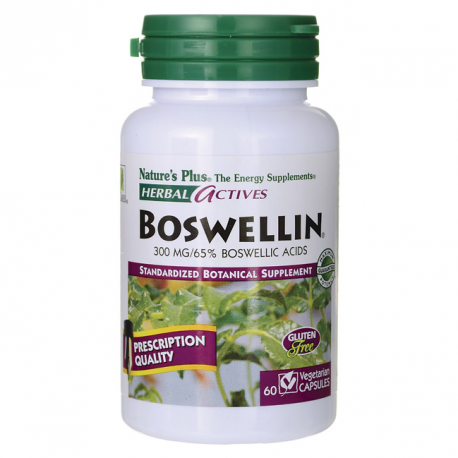 NATURE'S PLUS BOSWELLIN 60 CAPSULAS