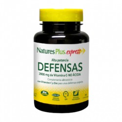 NATURE'S PLUS EXPRESS DEFENSAS 30 COMPRIMIDOS