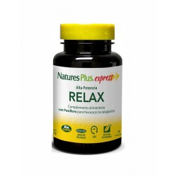 NATURES PLUS RELAX EXPRES 30 COMPRIMIDOS