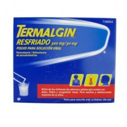 TERMALGIN RESFRIADO 500MG/30MG 10 SOBRES