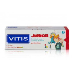 VITIS JUNIOR GEL DENTRIFICO 75 ML